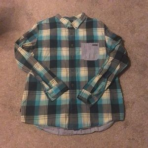 Oakley Button Up